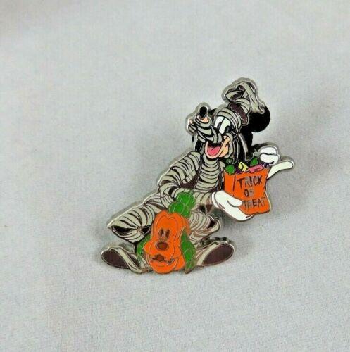 Disney Pin - Halloween 2009 - Mini Pin Boxed Set - Goofy Mummy