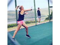 Tennis Coaching & Hitting Partner