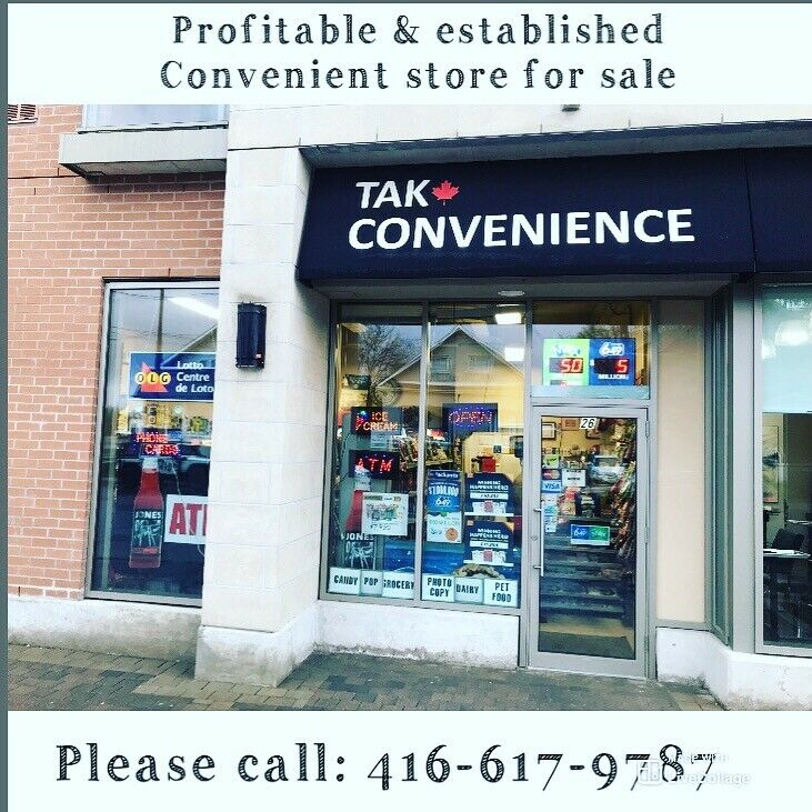 Convenience Store Business For Sale, $99.000