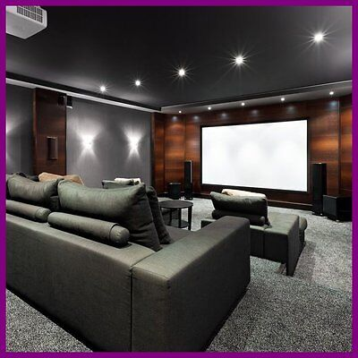 Home Theater Cinema Website Business For Salefree Domainhostingtraffic