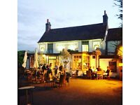 Looking for a commis chef and chef de partie to join a team in busy country pub in Englefield Green