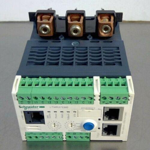 Schneider Electric LTMR27EBD Motor Management Controller                    4E-6