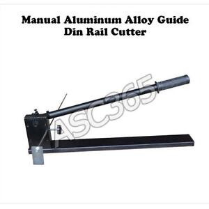 Din Rail Cutter Aluminum Alloy Guide Manual 251111