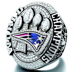 Championship rings are coolest