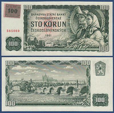 TSCHECHISCHE REPUBLIK / CZECH 100 Korun (1993) UNC  P.1 c