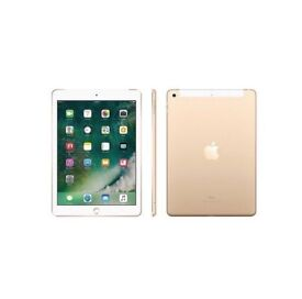 Apple iPad 5th Generation 9.7-Inch 32gb WiFi + Cellular Gold BEST PRICE