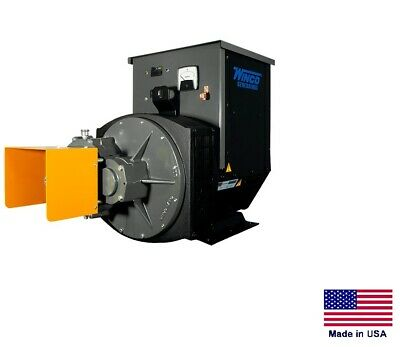 Generator - Pto Powered - Brushless - 120240v - 1 Ph - 1000 Rpm - 50000 Watt