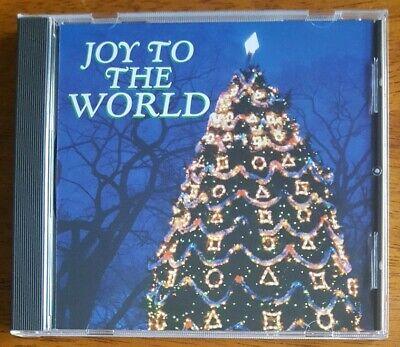 Joy To The World - CD - Robert Shaw - Chet Atkins - Ed Ames - Perry Como ()