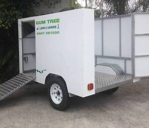 Lawn Mowing / Handyman / Maintenance Trailer Burleigh Waters Gold Coast South Preview