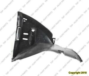 Fender Liner Passenger Side (Front Section) Coupe/Convertible BMW 3-Series (E46) 2000-2006