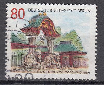 Berlin 1986 Mi. Nr. 763 Gestempelt LUXUS!!!