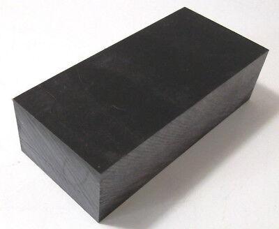 8927) POM, Polyacetal, schwarz, 40mm