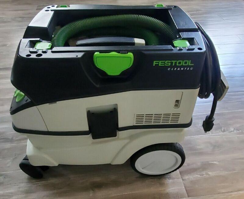FESTOOL Vacuum Dust Extractor HEPA Cleantec Sanding Woodworking P/U Phoenix AZ