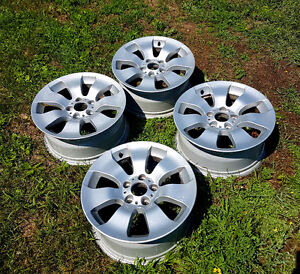 BMW 3 SERIES BBS REPLICA RIMS $200 for all 4