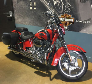 2011 Harley Soft Tail Special Edition