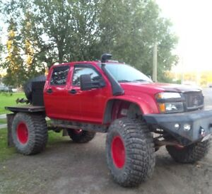 2004 GMC Canyon SLE Monster Pickup Truck