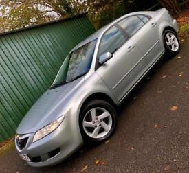 Mazda Mazda6 2.0TD ( 121ps ) S**DIESEL NEW MOT**Drives Well,50MPG,HPI Clear !**