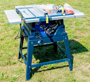 """Mastercraft 10"""" Table Saw - For parts only."""
