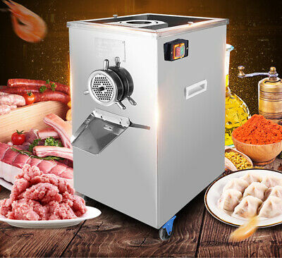Electric Meat Grinder Feed Processer Mincer For Fish Chicken Meat Vegetable 220v