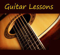 Guitar Lessons in Maple/Thornhill