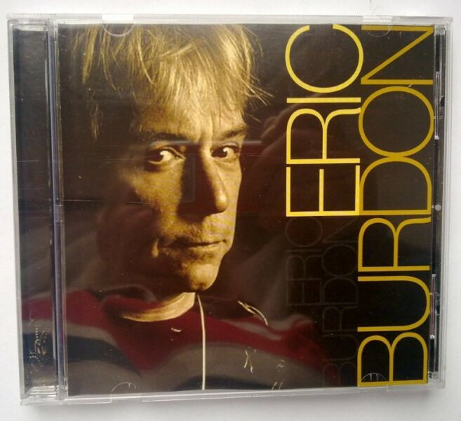 Eric Burdon. Płyta CD.