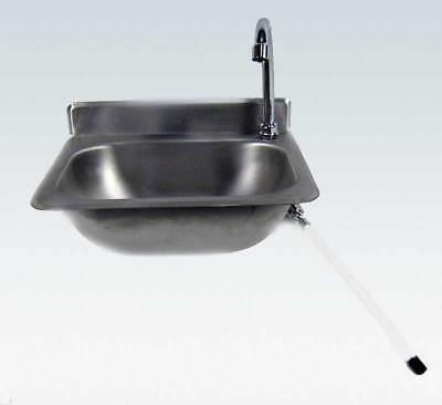 Handwaschbecken Edelstahl Waschbecken Gastro Hygienebecken