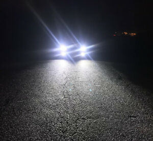 VOLKSWAGEN H7 LED Conversion