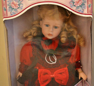 Limited Edition 1998 Sabrina Collection Porcelain Doll St. John's Newfoundland image 2