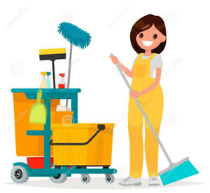 Cleaning Lady - Home and Office *Dustless Services*