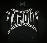 2 Zip Up Tapout Hoodies Size XL & L