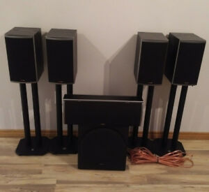 Polk Speakers Set