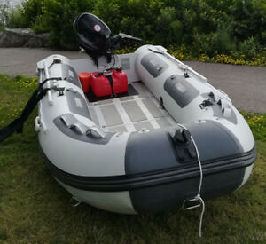 Innovocean Master Boat – Canadian Most Rugged Inflatable Boats