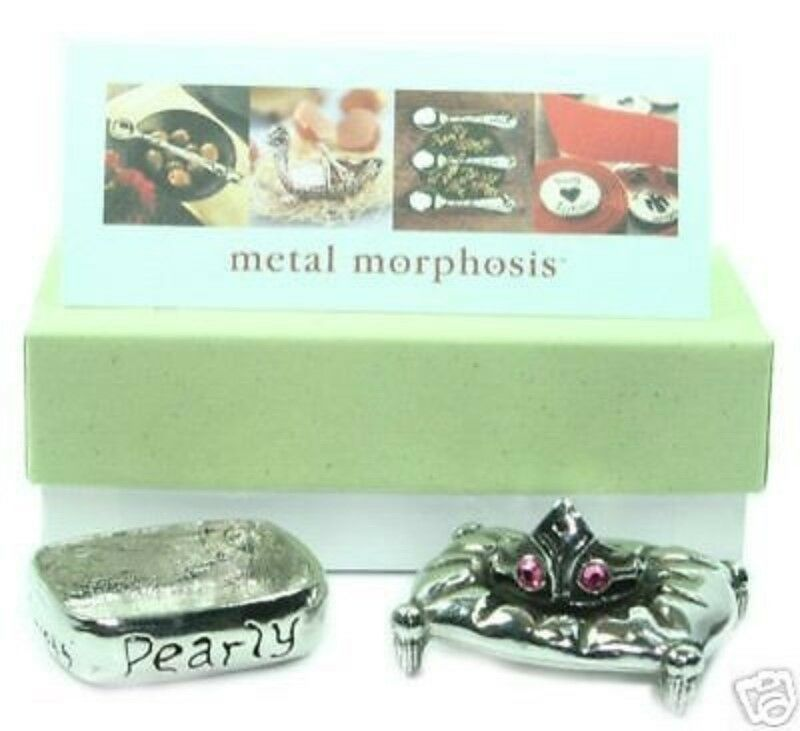 METAL MORPHOSIS TOOTH BOX- PRINCESS