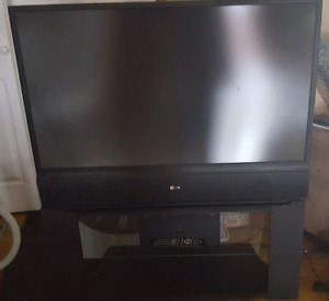 40 inch LG Projection TV