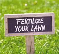 LAWN FERTILIZATION • BRAMPTON