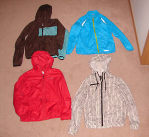 Hoodies, Jackets - Burton, Firefly, North Face & Others XS,S,M