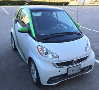 2014 Smart Fortwo Electric Drive Coupe (2 door) - Lease Takover
