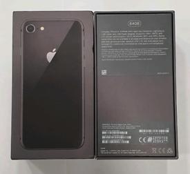 64gb-256gb Like New Used Apple Iphone 8 Unlocked