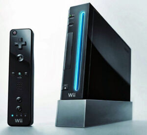 Wii never used 4 games and 1 controller