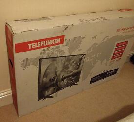 50 inch Smart LED TV - Brand New, Unused