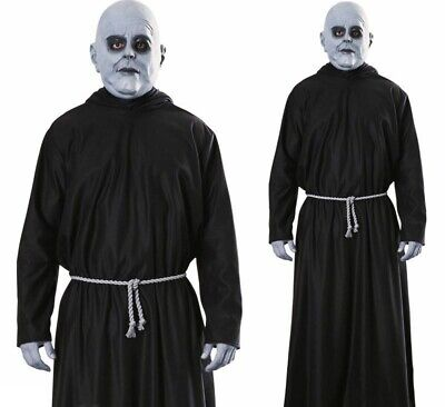 Onkel Fester Kostüm Addams Family Halloween Herren Kostüm - Onkel Fester Kostüm