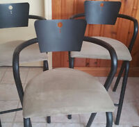 Counter-height chairs stools