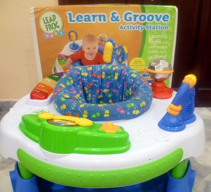 Leapfrog Learn And Groove Activity Station In Hartlepool County