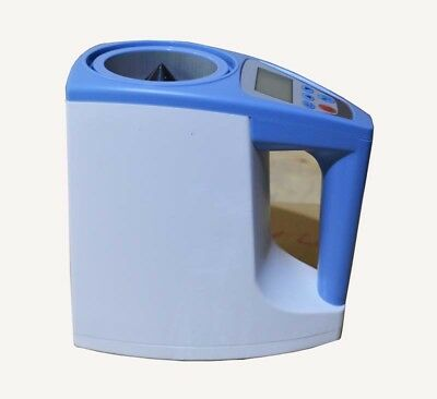 New Lds-1g Grain Moisture Meter Digital Fast Seed Cereal Analyser Free Shipping