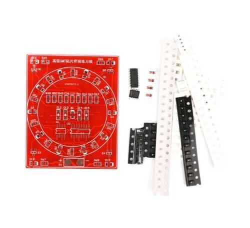 DIY Kit SMT SMD Component Welding Board Soldering Board PCB Part for Practic HXG