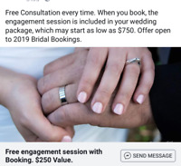 Getting married?