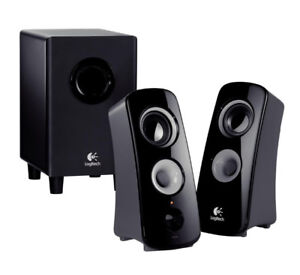 Logitech Speakers w/sub