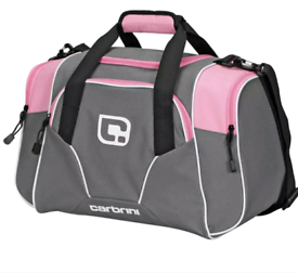 Pink & Grey Holdall for Gym/ Travel