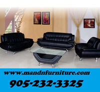 Bonded Leather Sofa Set Only $868.00 Lowest Prices