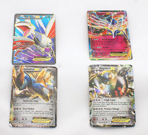Metal and Fairy Type Pokemon Cards (Energy, EX, FULL ART)